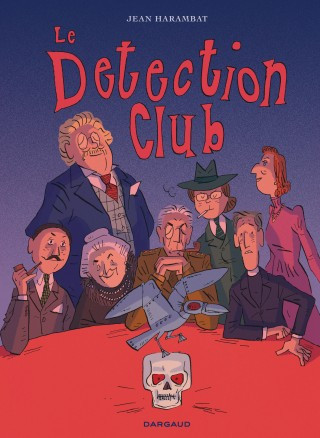 BD - Le Detection Club de Jean Harambat