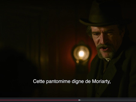 """The Nevers 1-03: """"Panto Moriarty"""" ..."""