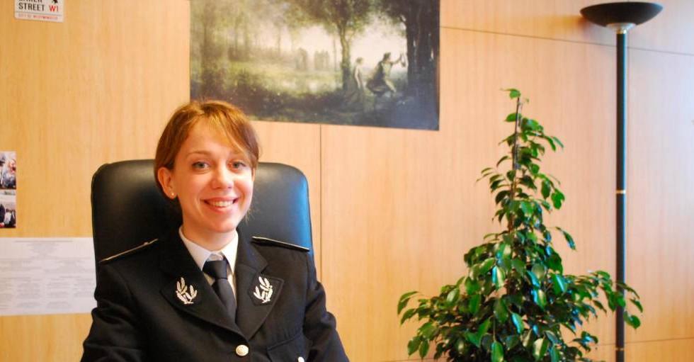 Insolite - La commissaire de Louviers aime Sherlock Holmes
