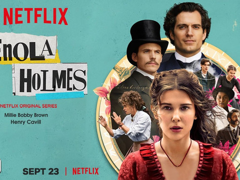 """Cinéma - """"Enola Holmes"""" sur Netflix le 23 septembre"""