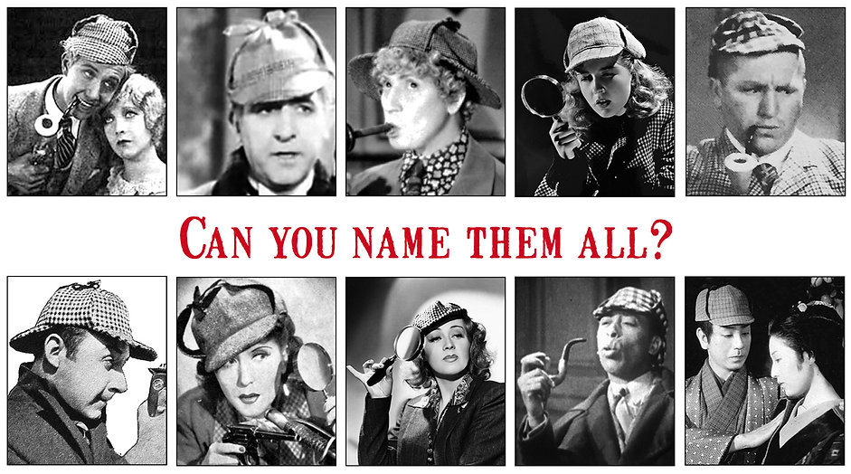 Can you name them all?