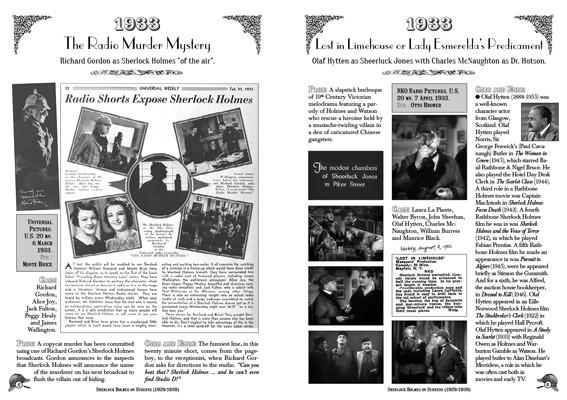 Sherlock Holmes on Screens (1929-1939)-4