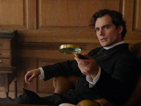 Netflix Reportedly Discussing Enola Holmes Spinoff For Henry Cavill