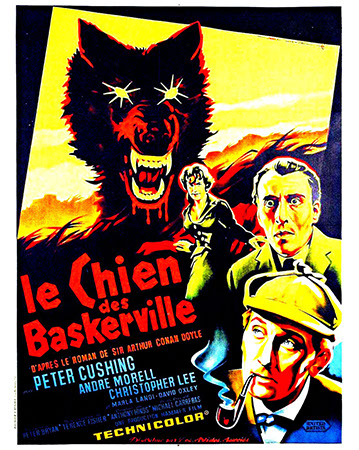 12 - 1959 - The Hound of the Baskervilles