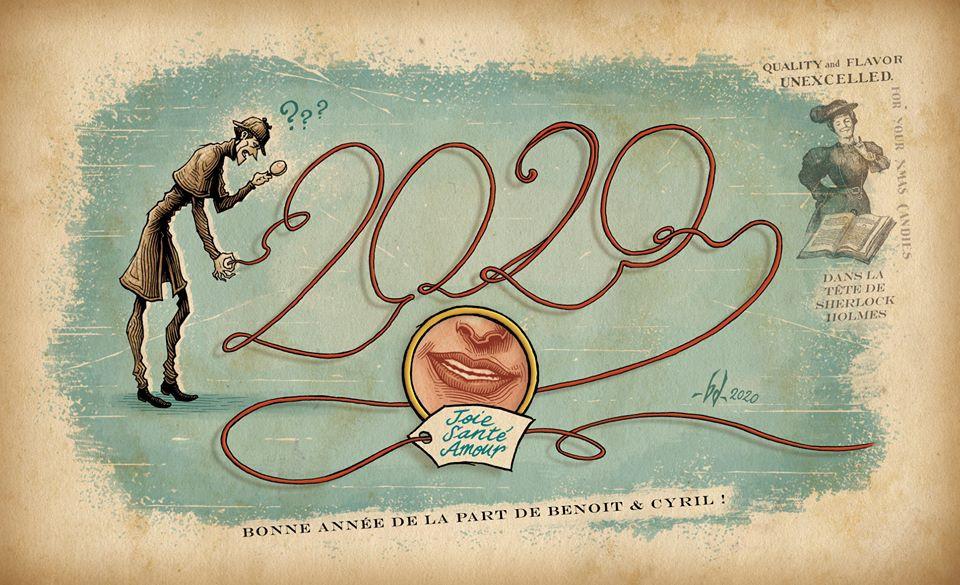 "2020 - ""I gather we have your good wishes"" (ILLU)"