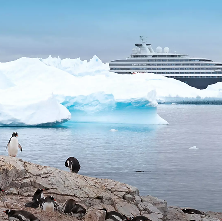 Scenic Eclipse Travel to Antarctica with