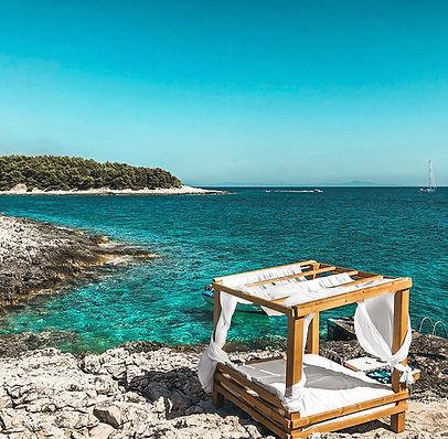 Honeymoon Croatia with Zephyr Travel Curat