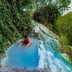Greek Hot Springs with Zephyr Travel Cur