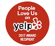People Love Us on Yelp 2017 Precious Fur