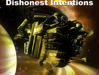 Coming Soon! Pay Dirt: Dishonest Intentions