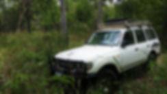 4x4 Toyota Landcruiser 4WD 4-Wheel Drive