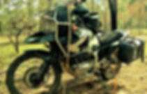 Let's go to the beach Dirt Bike Off-Road Guided Tour Motorcycle Adventure