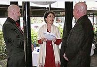 Rabbi LGBTQ interfaith wedding