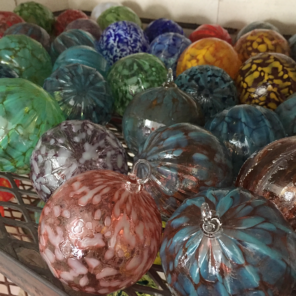 "Holiday Balls ""Camo Collection"""