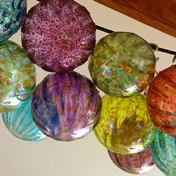 "Holiday Balls ""Gemstone Collection"""