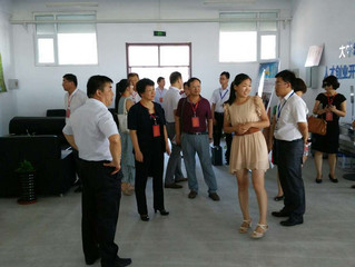 Chairwoman and committee members of CPPCC visited Hubbd