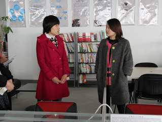 Deputy Secretary of the Communist Youth League Visited Hubbd