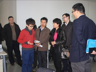 Beijing talent Check Research Group to Shijingshan Ivy high-end talent agglomeration research