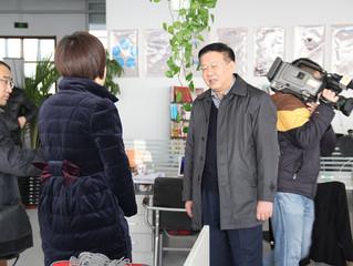 Baoding Television Station Visited Hubbd