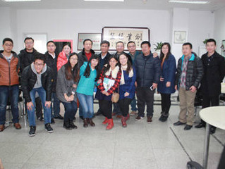 Hebei University Visits Hub China