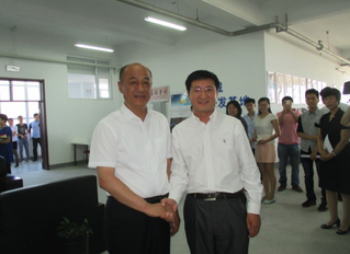 The Team of Intelligent Community Medical Research and Development Company Got a Million Level Finan