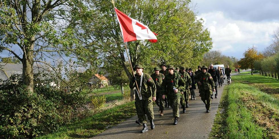 De Canadese Bevrijdingsmars