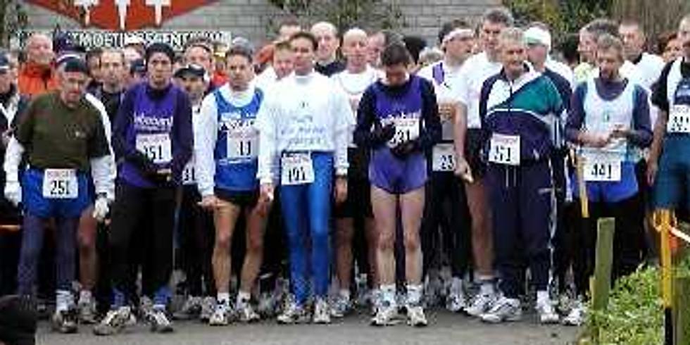 De aflossings Marathon in Terneuzen