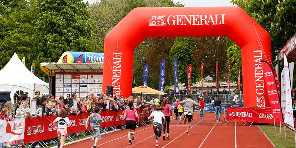 Knokke 10 km en Knokke jogging