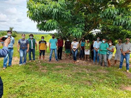 Vereador Antônio França contribuiu para resolução de problemas no plantio de mandioca