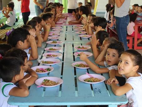 Merenda escolar de qualidade é garantida na rede municipal de Brasiléia