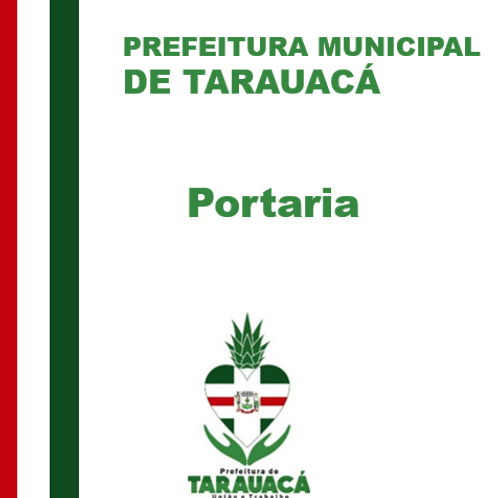 Portaria N° 296/2019 - MARILETE VITORINO DE SIQUEIRA