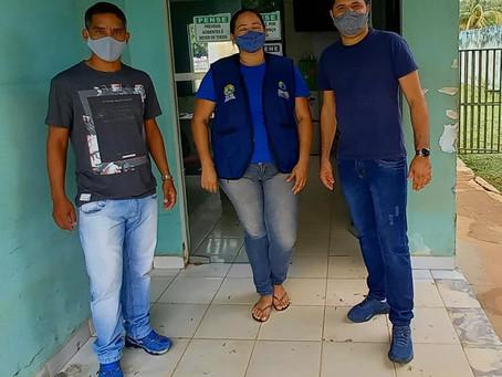 Vereadores visitam Depasa em Capixaba e buscarão melhorias junto ao Governo Estadual