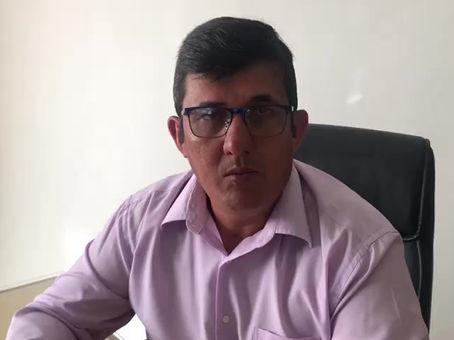 Vereador denuncia desvio de finalidade de trator do município