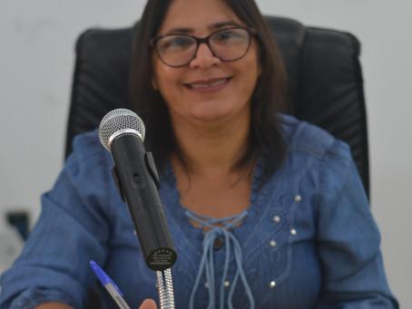 Vereadora Irmã Chaguinha, solicita Instalação de uma sessão eleitoral a Justiça Eleitoral