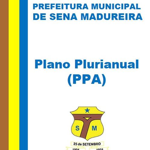 PPA 2018 a 2021 - Lei N° 613/2018