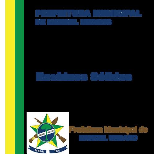 Lei N° 444/2019 Aprova o Plano Municipal de Gestão Integrada de Resíduos Sólidos