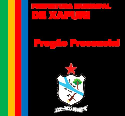 PP SRP Nº 023/2020 MATERIAL DE CONSUMO/LIMPEZA