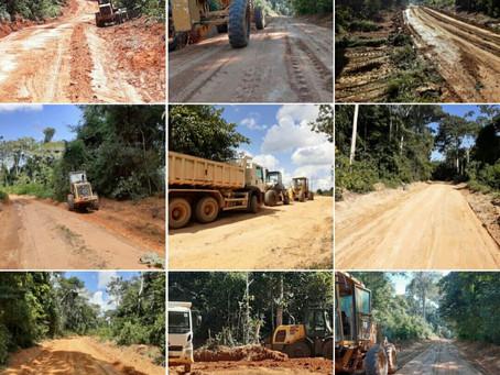 Prefeitura atua na recuperação de Ramais em Xapuri
