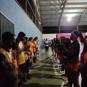 Escola Esportiva Magnus Agradececem o apoio da Prefeitura de Capixaba
