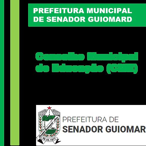 CME/SG N° 01/2020 - Fica Homologado o Currículo