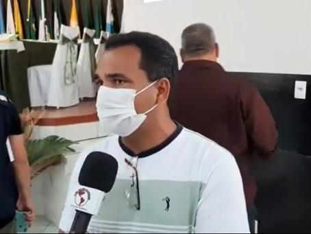 Prefeito Jailson Amorim faz apelo ao Governador para que envie máquinas e equipamentos para o Juruá
