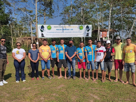 Inicia-se as ações da campanha #agosotojovem e do movimento IYD Brasil em Marechal Thaumaturgo