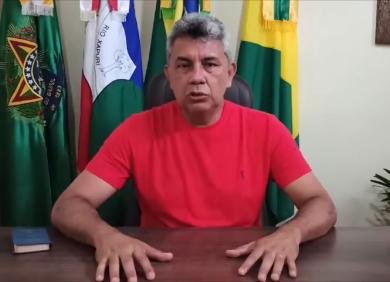 Prefeito Bira Vasconcelos confirma terceiro caso de coronavírus em Xapuri