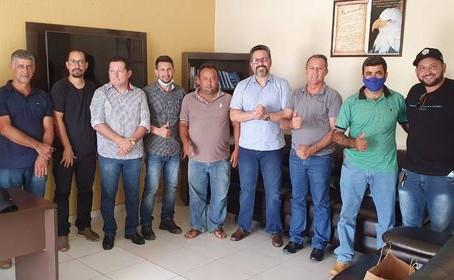Prefeito Olavinho busca emendas com Deputado Federal Alan Rick para investir em Acrelândia