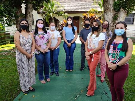 Ação Social de Porto Acre troca experiências para aprimoramento das ações do SUAS