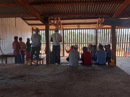 Câmara na comunidade: PAE do Remanso recebe visita de parlamentar e dialoga sobre o Pronaf/Dap