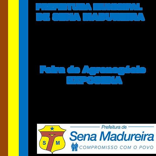 Decreto N° 051/2019 - Nomear Comissão Central Organizadora - ExpoSena 2019