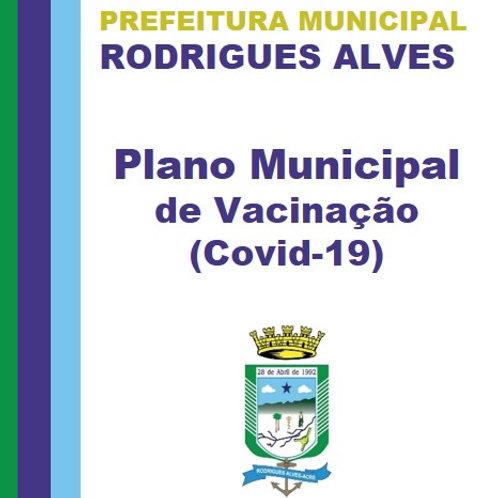 Plano Municipal de Imunização Contra Covid-19