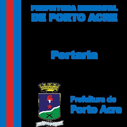Portaria nº 33/2020 - Maria do Socorro de Souza Lima