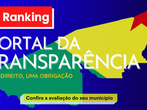 1º Ranking do Índice de Transparência Pública Municipal do Acre